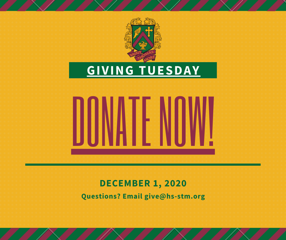 #GivingTuesday #DonateNow #igiveSTM - 12/1, 3 PM
