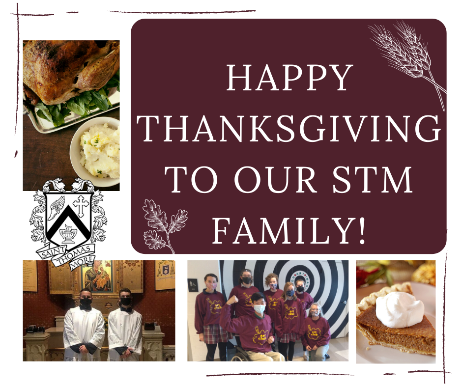 Happy Thanksgiving 2020 from STM