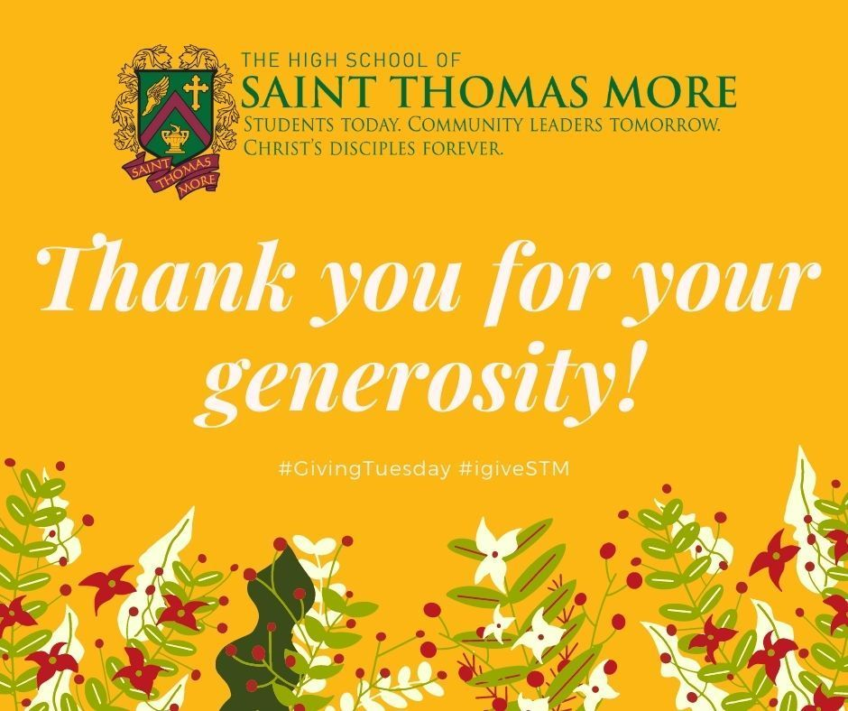 TY to #GT 2020 Donors