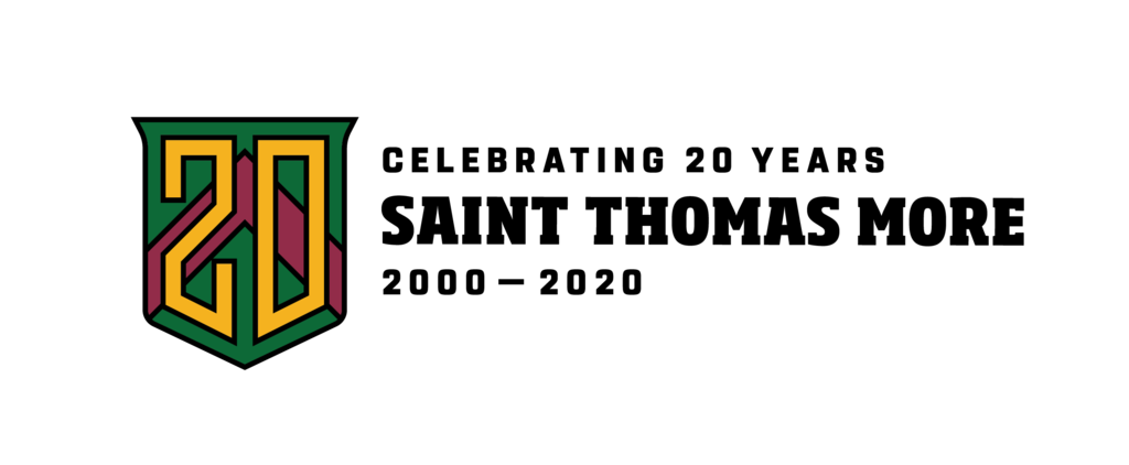 Celebrating 20 Years Saint Thomas More 2000-202