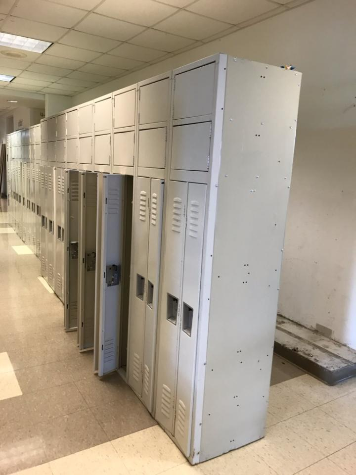 locker removal 2