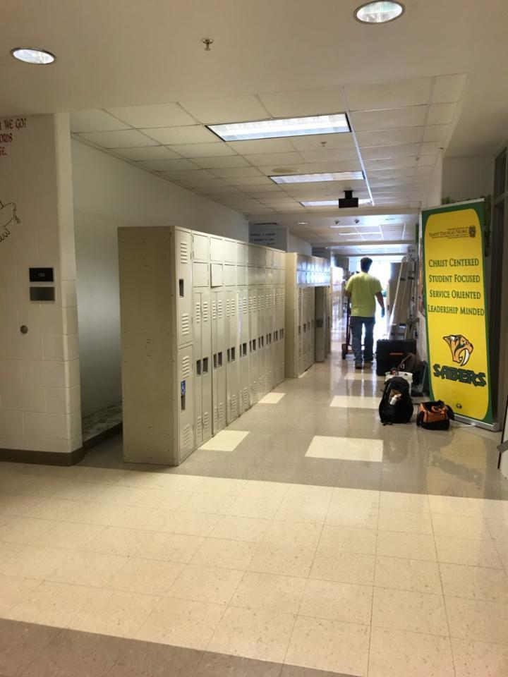 locker removal 3