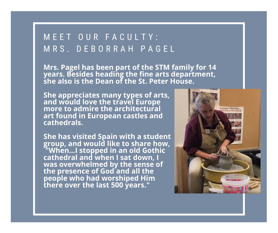 Mrs. Pagel spotlight