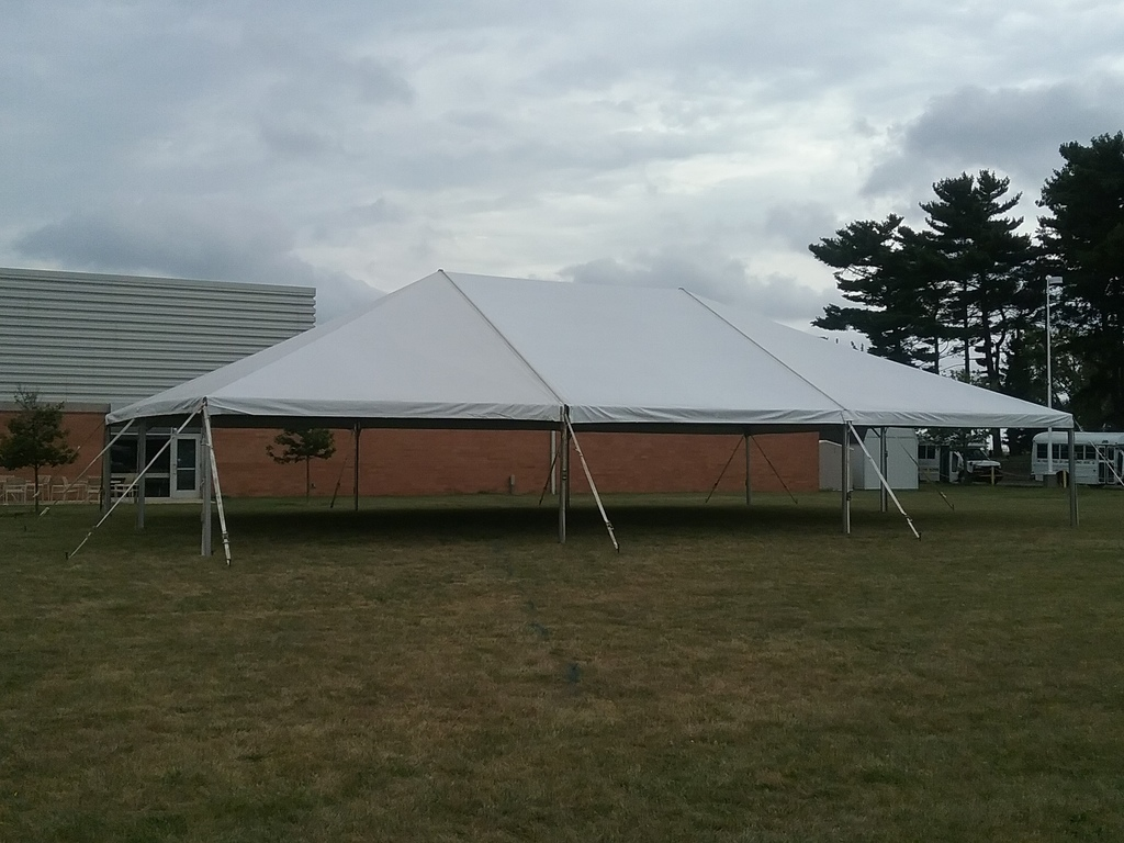 Tent up 5