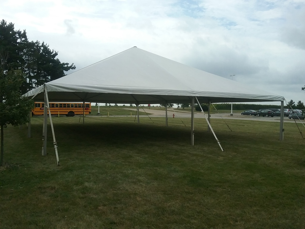 Tent up 6